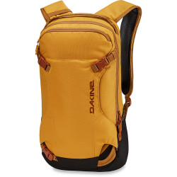 SAC A DOS HELI PACK 12L MINERAL YELLOW