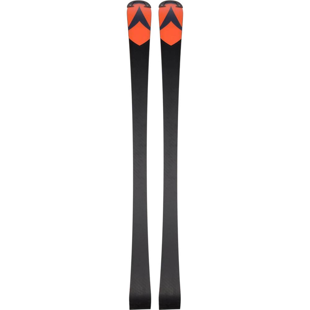 SKI SPEED TEAM PRO + BINDINGS NX JR 7 LIFTER B73 BLACK ICON