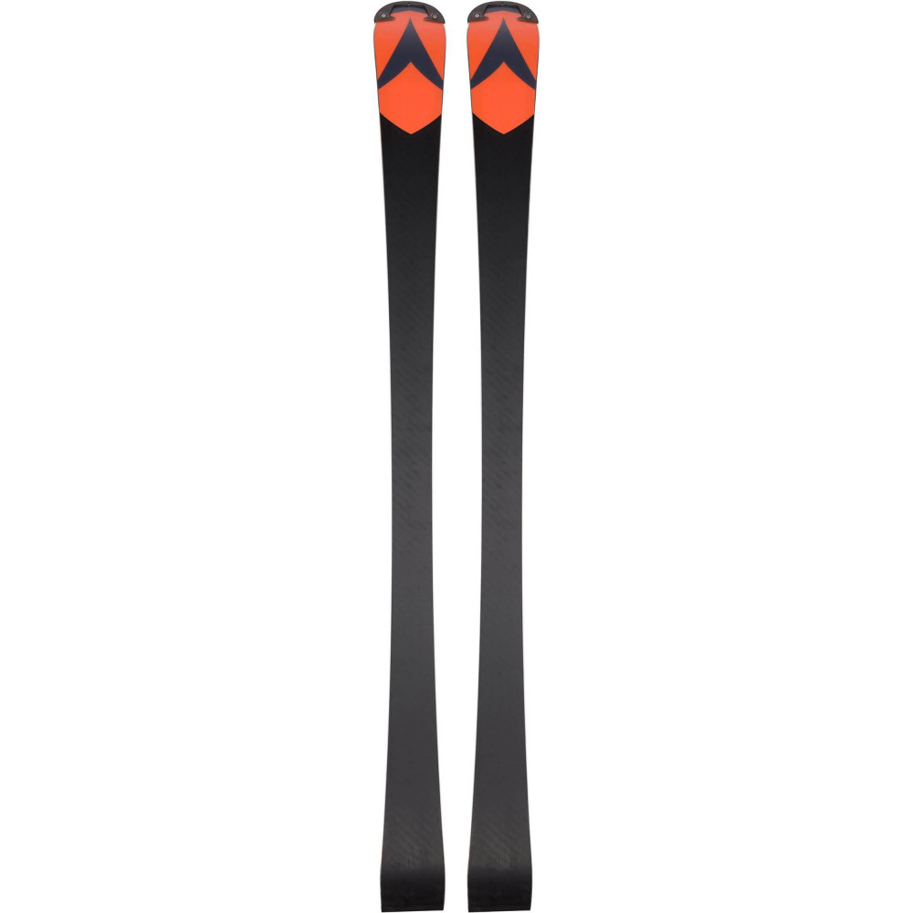 SKI SPEED TEAM PRO + FIXATIONS NX JR 7 LIFTER B73 BLACK ICON