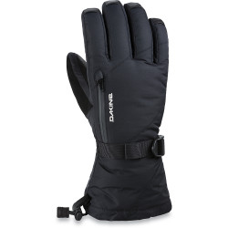 GANTS LEATHER SEQUOIA GORE-TEX BLACK