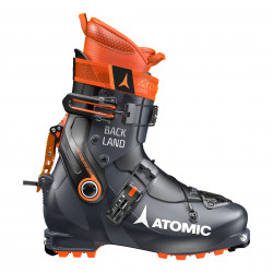 CHAUSSURE DE SKI RANDO BACKLAND DARK BLUE/ORANGE/BLACK