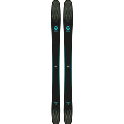 SKI SOUL 7 HD W + FIXATON HM 12 D120 BLACK CHROME