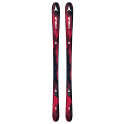 SKI VANTAGE 85 + FIXATION SPX 12 DUAL WTR B120 BLACK/YELLOW