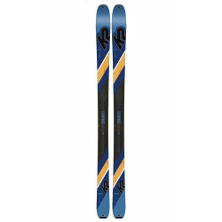 SKI WAYBACK 84 + FIXATIONS DIAMIR TECTON 12 FREINS 90MM