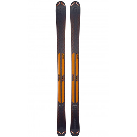 SKI SLIGHT 93 + FIXATIONS MARKER GRIFFON 13 ID 110 MM BLACK