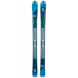 SKI SUPERGUIDE 88 W'S + FIXATIONS DIAMIR TECTON 12 FREINS 90MM