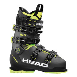 CHAUSSURES DE SKI ADVANT EDGE 105 ANTHRACITE/BLACK