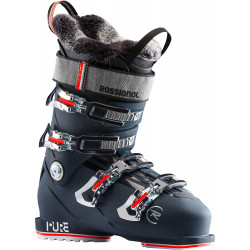 CHAUSSURE DE SKI PURE ELITE 120 BLUE BLACK