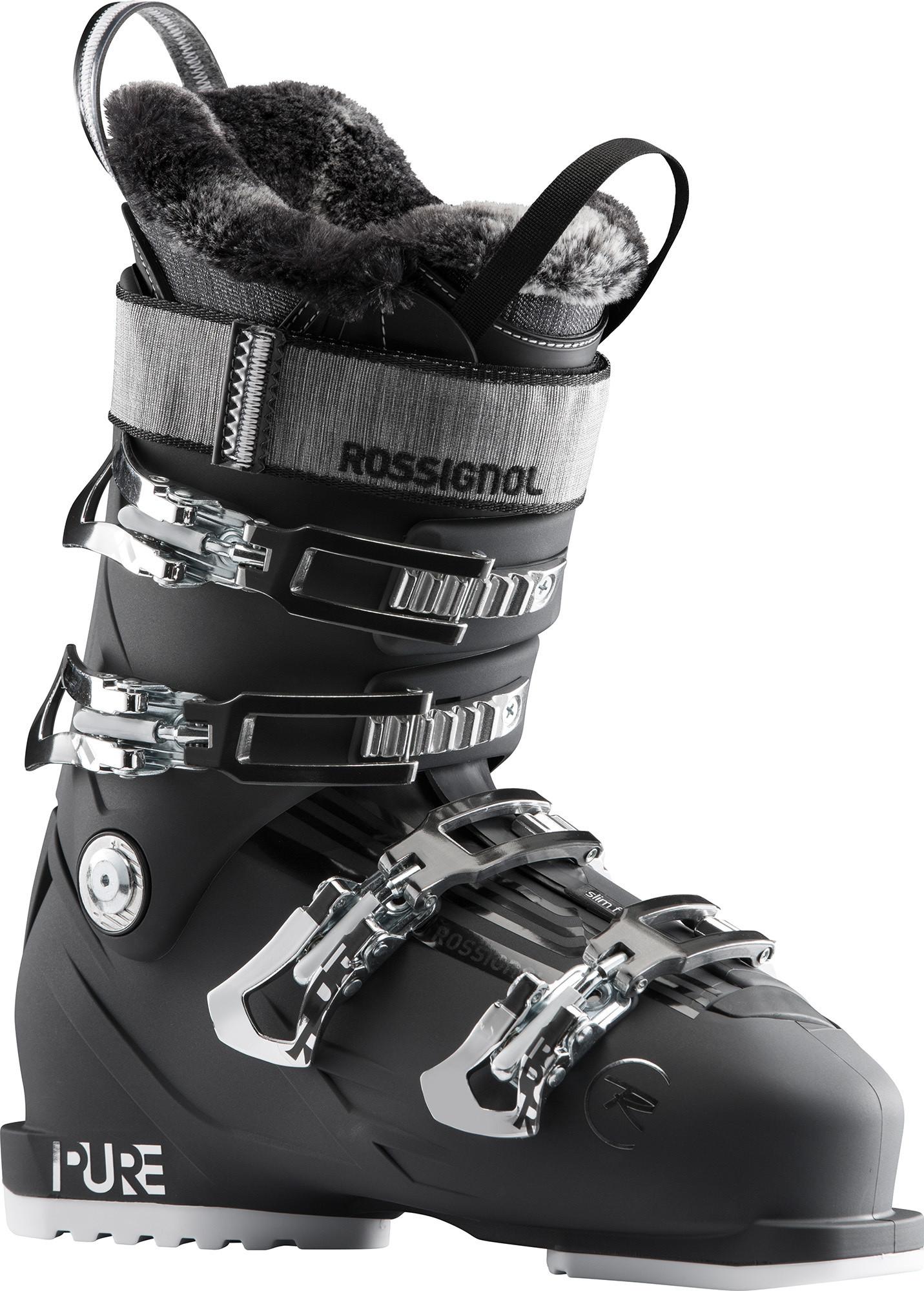 Black Pure Rossignol 80 Pro Chaussure Soft qVpjGMLUzS