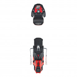 FIXATION DE SKI N WARDEN MNC 13 BLACK/RED L100