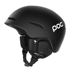 CASQUE DE SKI OBEX SPIN COMMUNICATION URANIUM BLACK