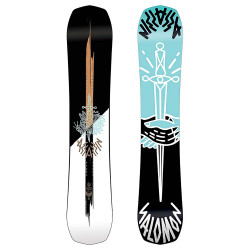 SNOWBOARD ASSASSIN + FIXATIONS K2 SONIC BLACK - Taille: XL