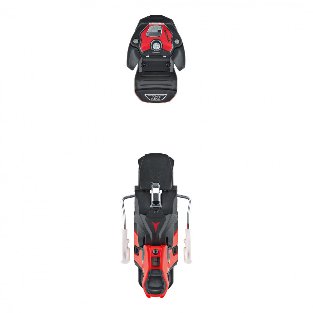 SKI VANTAGE 90 TI + FIXATIONS ATOMIC N WARDEN MNC 13 BLACK/RED L100
