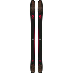 SKI SKY 7 HD W + FIXATION AXIUM 110 B100 BLACK/WHITE
