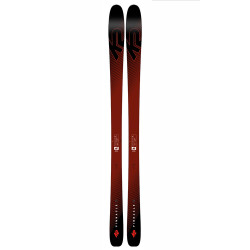 SKI PINNACLE 85 + FIXATION DE SKI AXIUM 110 B 100