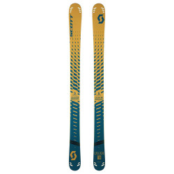 SKI CASCADE 110 + FIXATIONS TECTON 12 FREINS 110MM