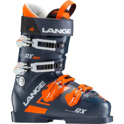CHAUSSURES DE SKI RX 120- DARK BLUE ORANGE