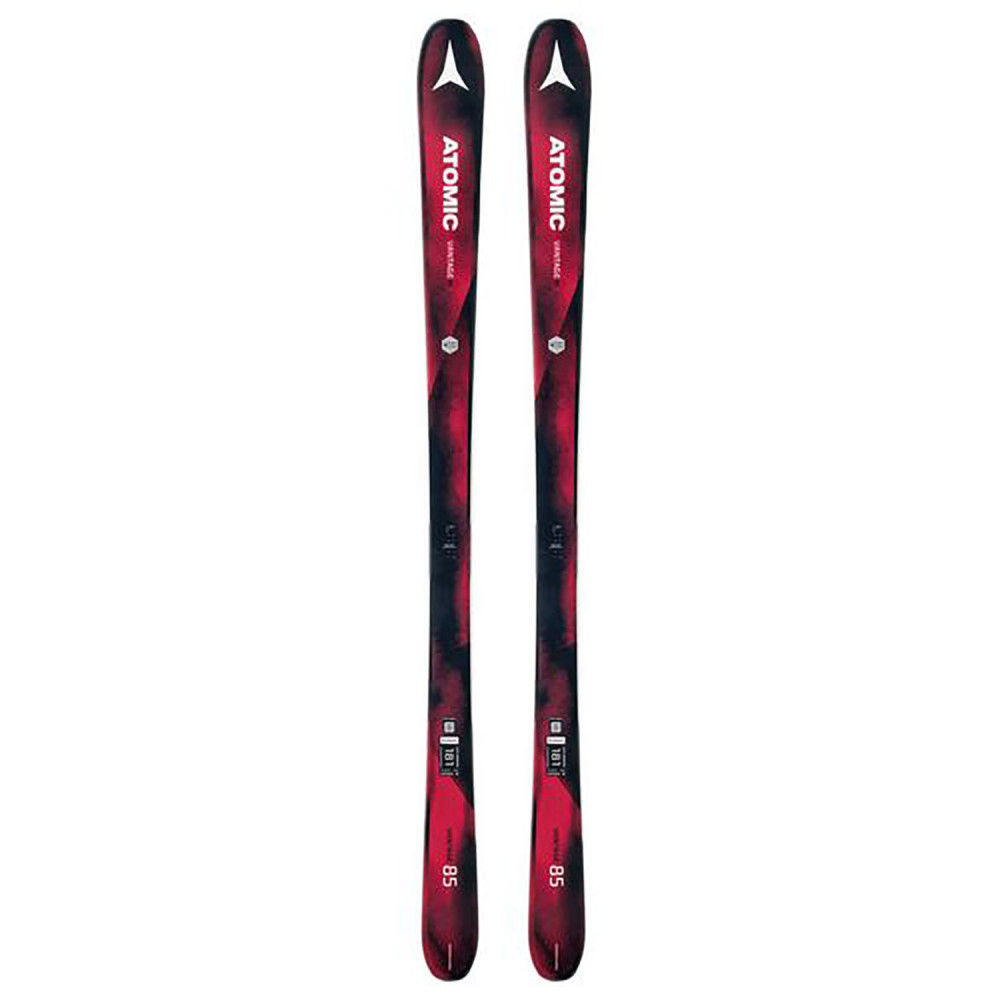 SKI VANTAGE 85 + FIXATION AXIUM 110 B100 BLACK/WHITE
