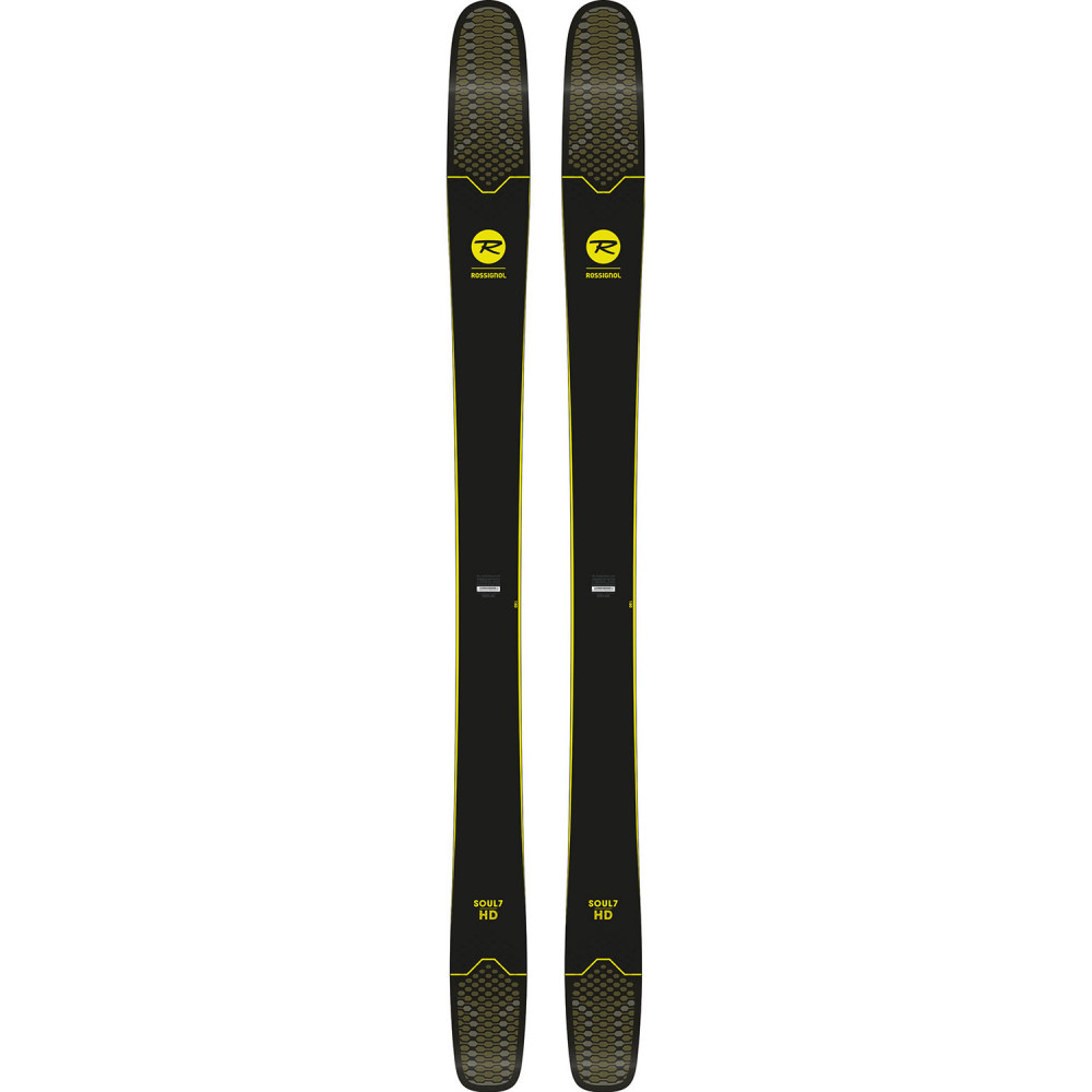 SKI SOUL 7 HD + FIXATION AXIUM 110 B100 BLACK/WHITE