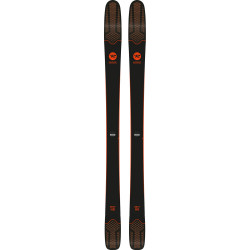 SKI SKY 7 HD + FIXATIONS AXIUM 110 B100 BLACK/WHITE