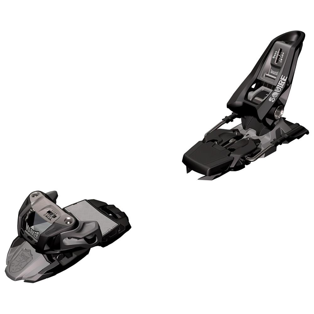 SKI VANTAGE 85 + FIXATION SQUIRE 11 90MM BLACK ANTHRACITE