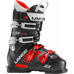 CHAUSSURES DE SKI RX 100 L.V. BLACK/RED