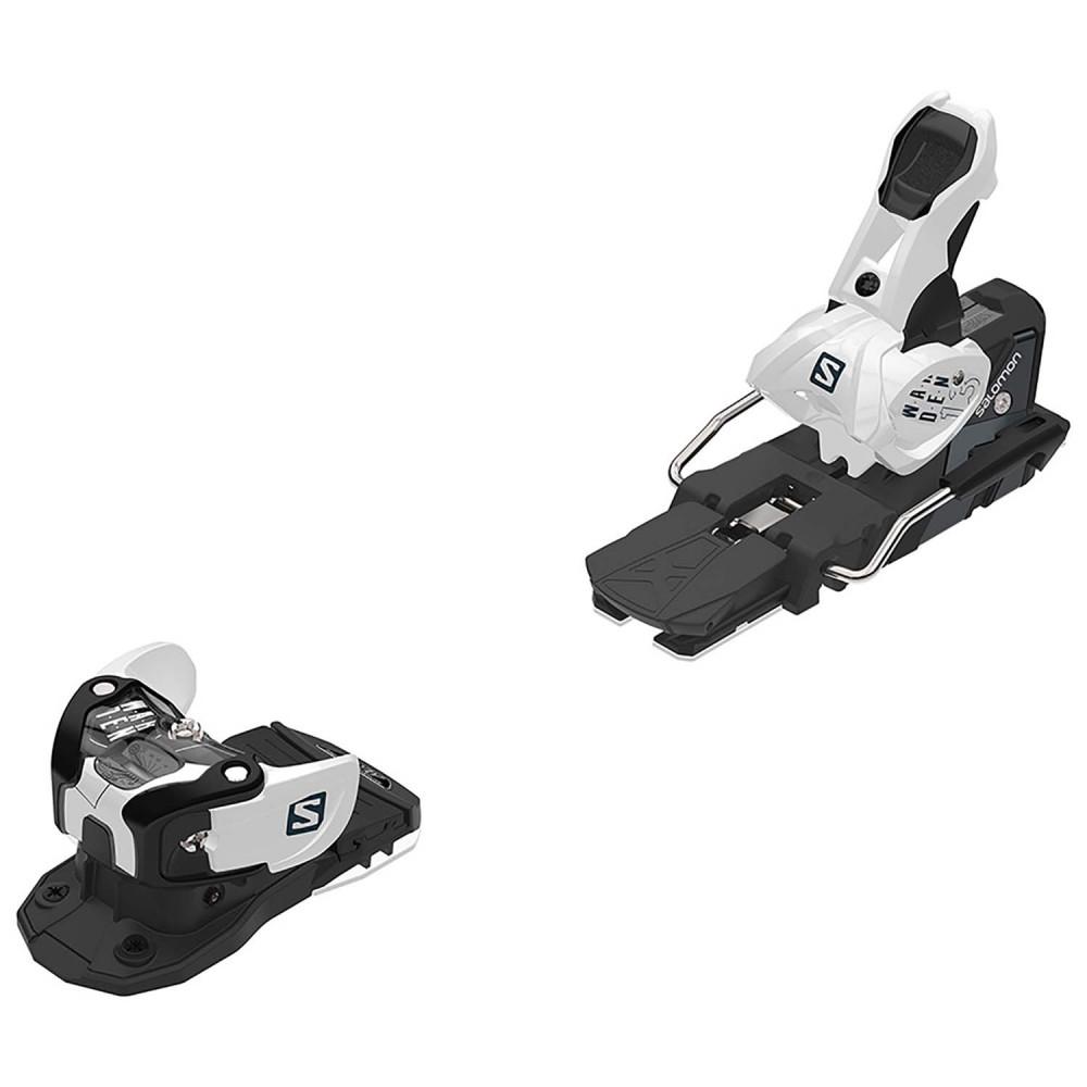 SKI LEGEND X96 + FIXATIONS SALOMON  WARDEN MNC 13 C100 WHITE/BLACK