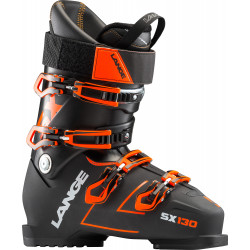 CHAUSSURES DE SKI SX 130 BLACK/ORANGE