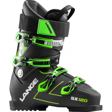 CHAUSSURES DE SKI SX 120 TR. BLACK-GREEN