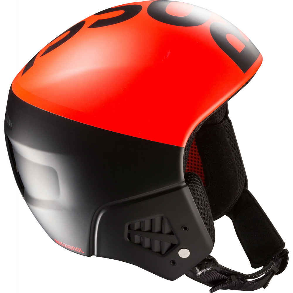 CASQUE DE SKI HERO 9 FIS IMPACTS WITH CHINGUARDS