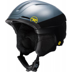 CASQUE DE SKI PROGRESS EPP MIPS GREY/BLACK