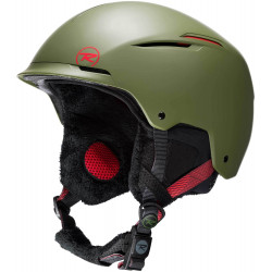 CASQUE DE SKI TEMPLAR IMPACTS TOP KAKI