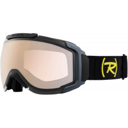 MASQUE DE SKI MAVERICK PHOTOCHROMIC BLACK S1/S2