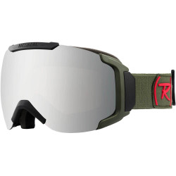MASQUE DE SKI MAVERICK SONAR MILITARY GREEN