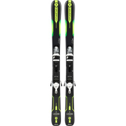 SKI LEGEND TEAM + XPRESS JR 7 B83 BLACK/WHITE
