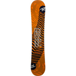 SNOWBOARD DISTRICT + FIXATIONS BATTLE ORANGE XL