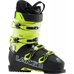 CHAUSSURES DE SKI XC 100 BLACK YELLOW