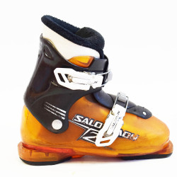 CHAUSSURES DE SKI T2 ORANGE RT OCCASION
