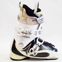 CHAUSSURES DE SKI LIVE FIT PLUS W OCCASION