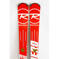 SKI HERO ELITE LT TI + FIXATIONS ROSSIGNOL AXIAL 120 OCCASION