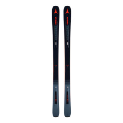 SKI VANTAGE 90 TI + FIXATIONS LOOK NX 12 DUAL B100 BLACK/WHITE