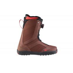BOOTS DE SNOWBOARD RAIDER BROWN