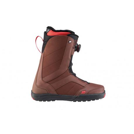 SNOWBOARD BOOTS RAIDER BROWN