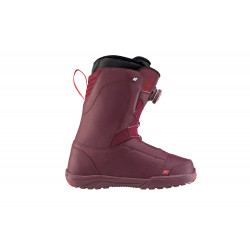 BOOTS DE SNOWBOARD HAVEN BURGUNDY