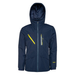 VESTE DE SKI STEEP GROUND BLUE