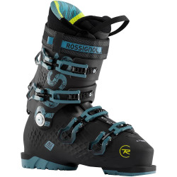 CHAUSSURE DE SKI ALLTRACK 110 BLACK/STEEL BLUE