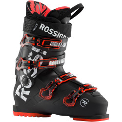 CHAUSSURES DE SKI TRACK 80 BLACK/RED