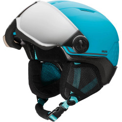 CASQUE DE SKI WHOOPEE VISOR IMPACTS BLUE/BLACK