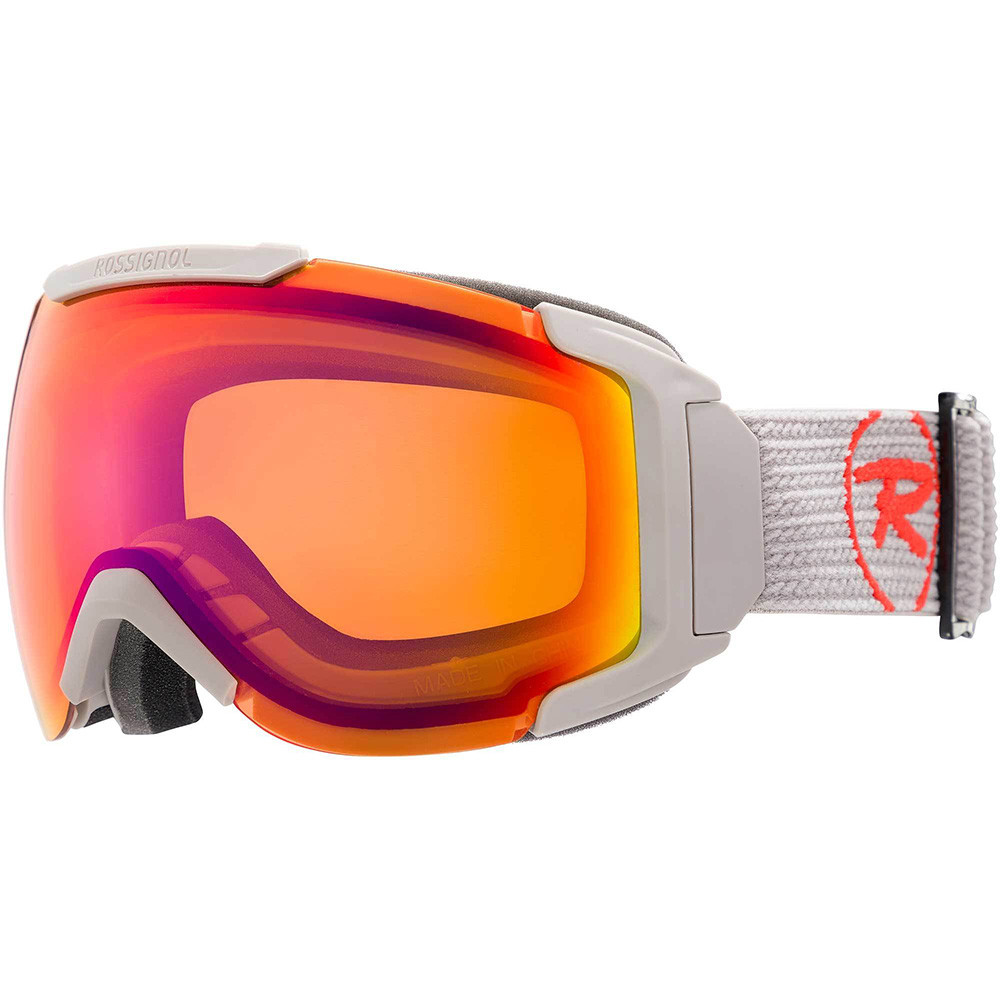 MASQUE DE SKI MAVERICK SONAR GREY