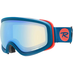 MASQUE DE SKI ACE AMP BLUE - SPH